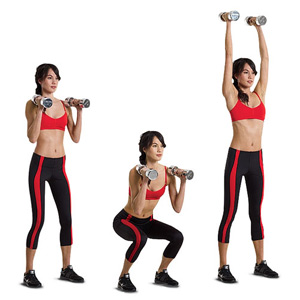 squat-overhead-press