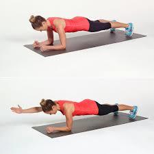 plank reach